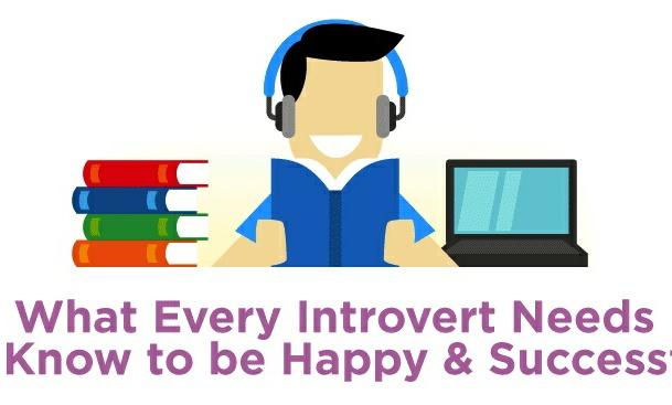 cara menjadi introvert bahagia