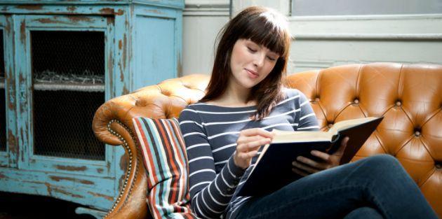 Cara menikmati bacaan atau buku