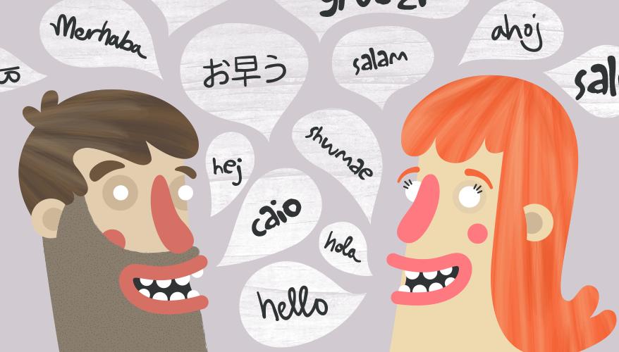 Orang-Orang Berbicara dan berkomentar di internet