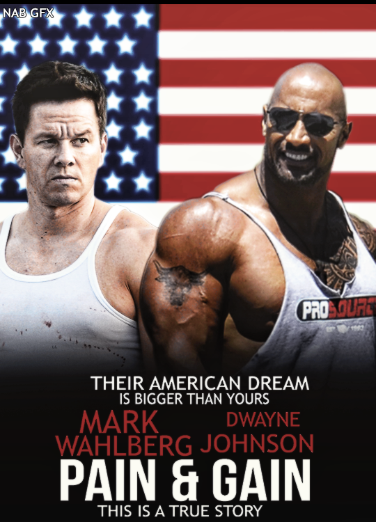 Review film pain and gain