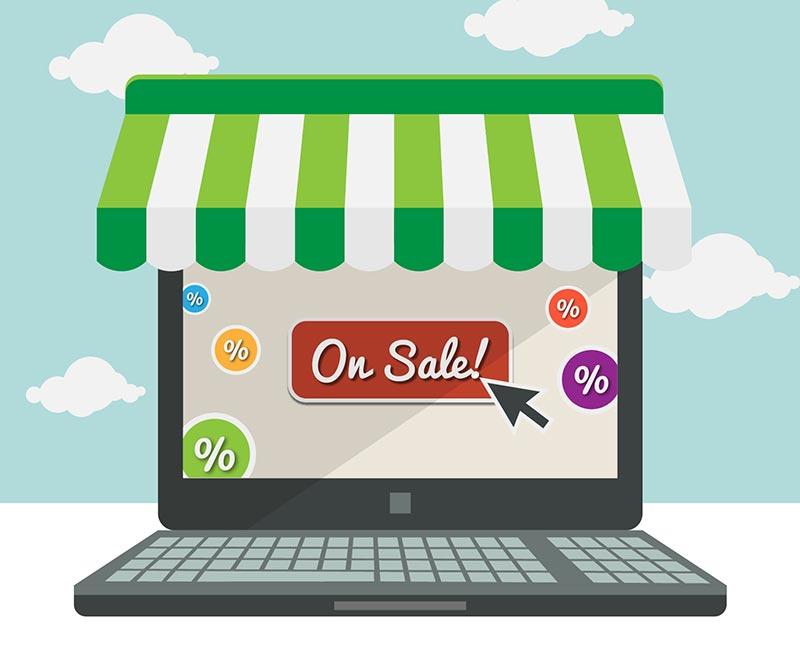 Menjual apapun di blog