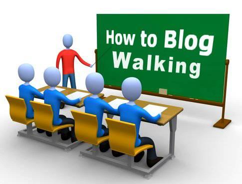 Alasan mengapa harus blogwalking