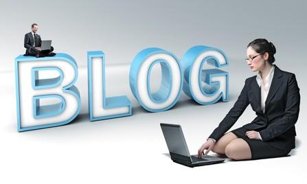Menciptakan blog bisnis