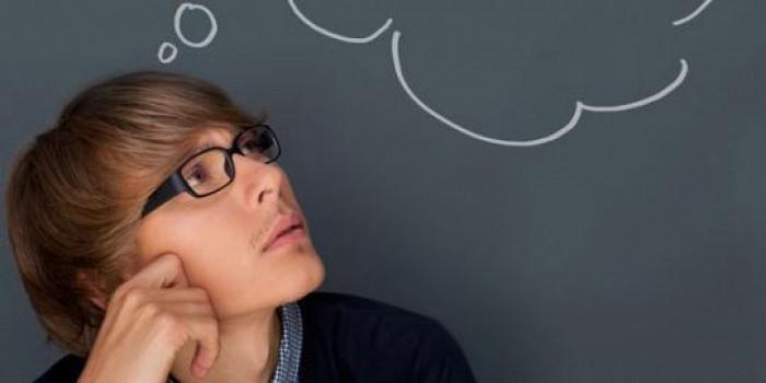 Pelajaran menulis kedua : berpikir sebelum menulis
