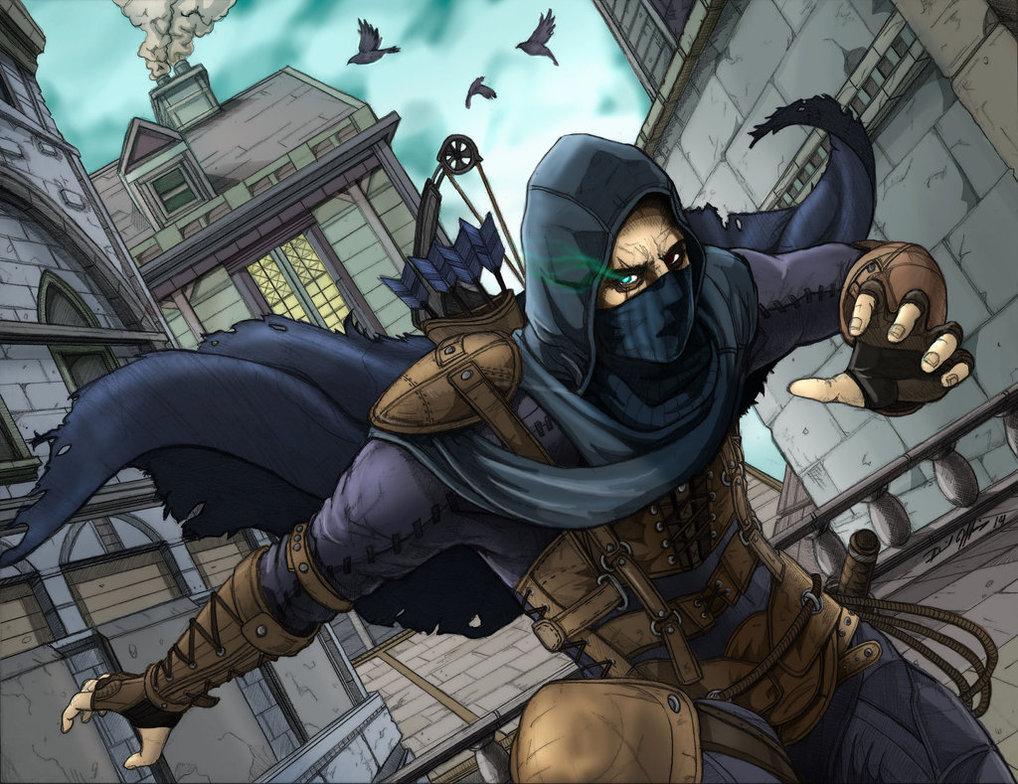 Pencuri di kelas