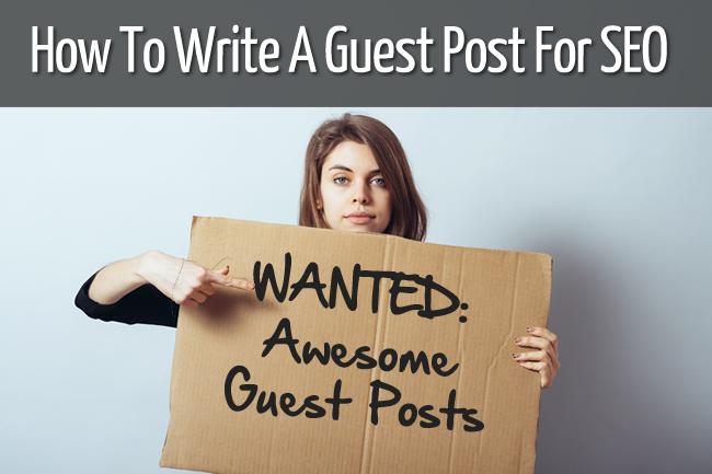 Manfaat menjadi penulis tamu