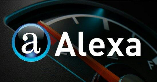 Alexa rank tidak turun-turun