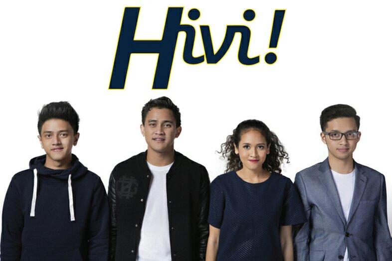 Hivi - Siapkah Kau Jatuh Cinta Lagi