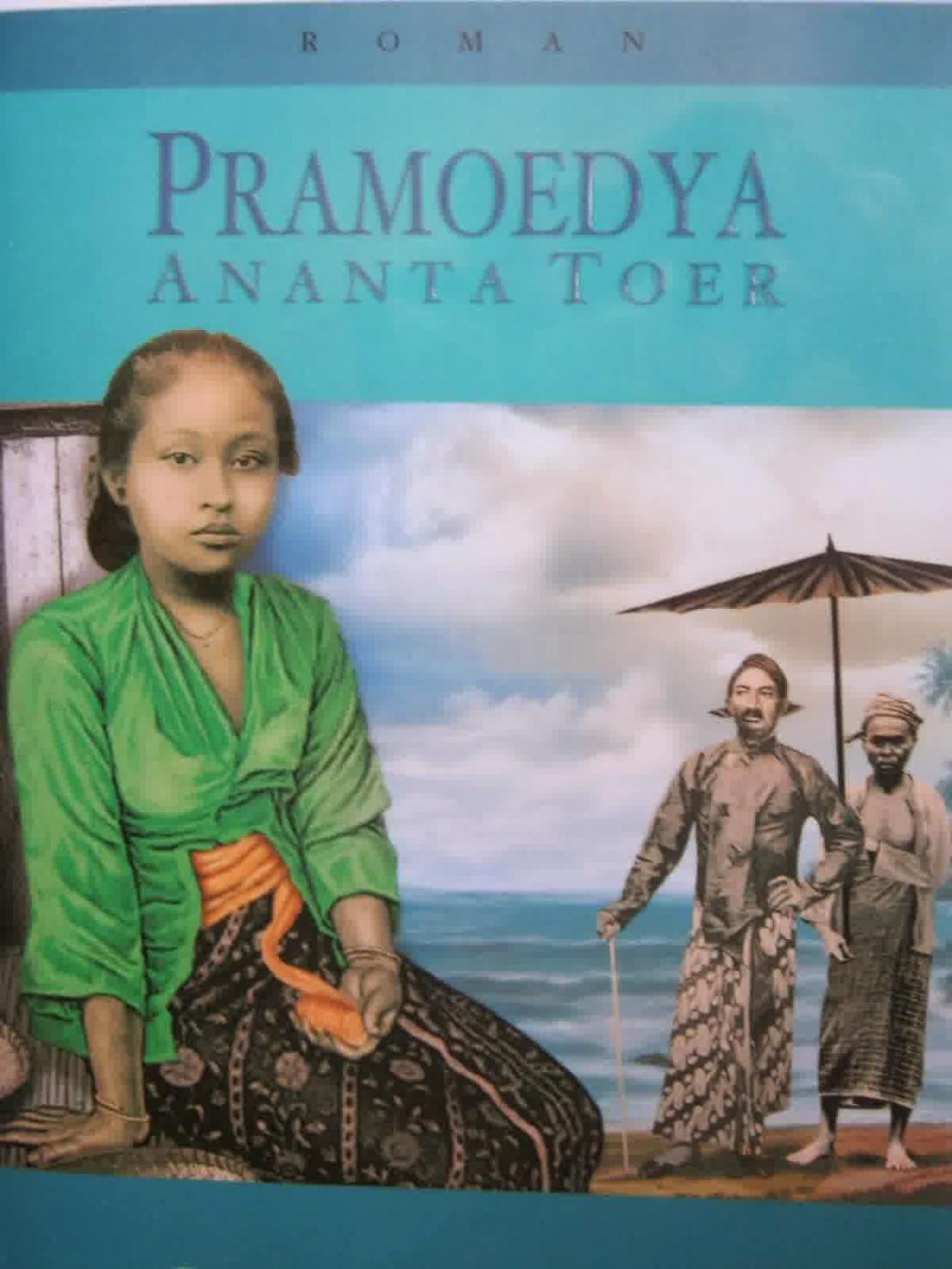 Review Buku Gadis Pantai