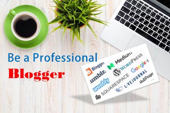 Kebiasaan blogger yang efektif