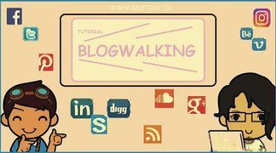 Apakah blogwalking masih relevan di tahun 2018