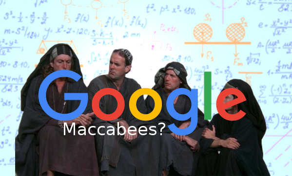 Update algoritma maccabees Google